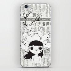 Maritaka iPhone & iPod Skin