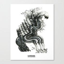 The Floods Canvas Print