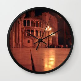 REAL BASILICA - VALENCIA Wall Clock