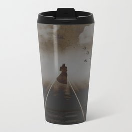 Loneliness Metal Travel Mug
