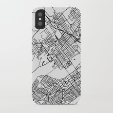 Wilkes-Barre Pennsylvania Map iPhone X Slim Case
