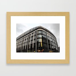 ArtWork London Black and Colour UK Photo Art Framed Art Print