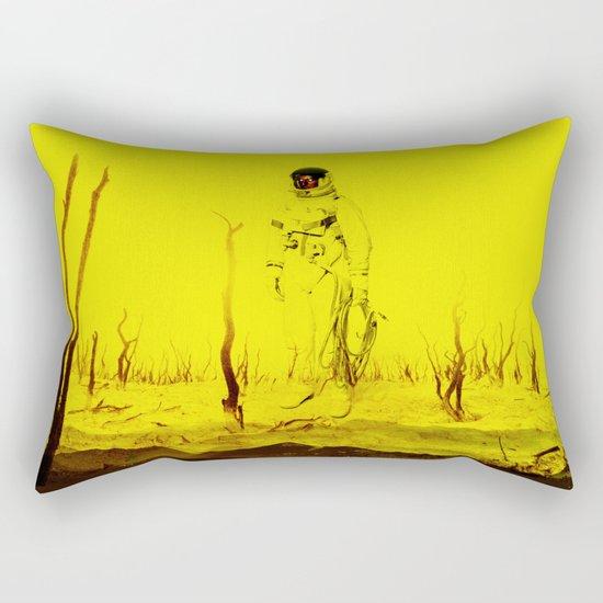 It is too late - Astronaut Rectangular Pillow