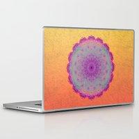moonrise Laptop & iPad Skins featuring Moonrise by Peta Herbert