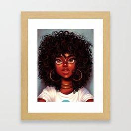 Hazell Framed Art Print