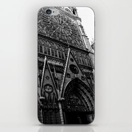 Going to Church iPhone Skin