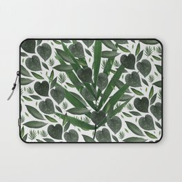 Leafy Love Surprise Laptop Sleeve