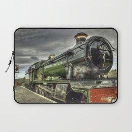 Steam Locomotive 4936 Kinlet Hall Laptop Sleeve