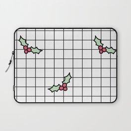 Holly Grid Laptop Sleeve