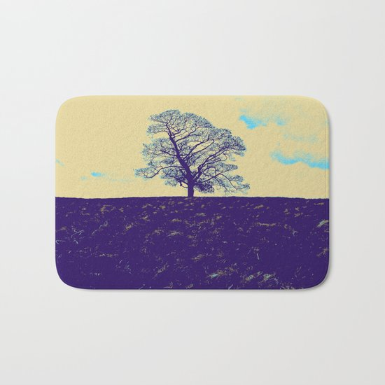 Lone Tree Bath Mat