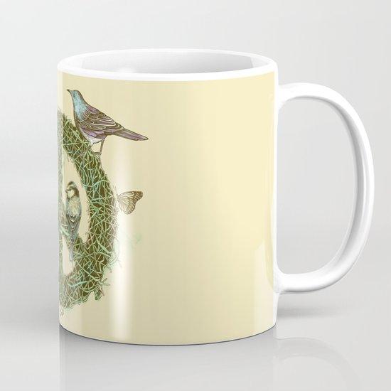 Peace Talks Mug