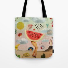 Xposed Collection -- Juicy Tote Bag