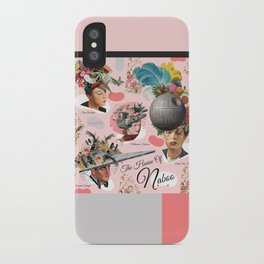 The House Of Naboo iPhone Case