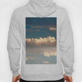 Bright and dark clouds Hoody