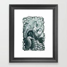 Swanmay Framed Art Print