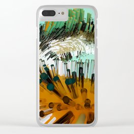 TYKO Clear iPhone Case