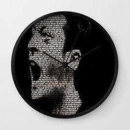 Mesut Ozil Wall Clock