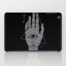 Witch Hand iPad Case