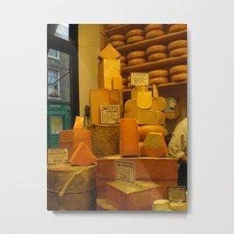 Cheese! Metal Print
