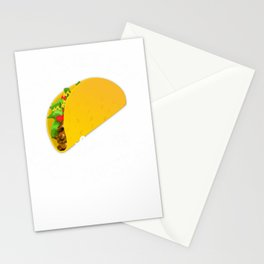 Live Everyday Like It's Tuesday Taco Lover Funny T-Shirt T-Shirt Stationery Cards