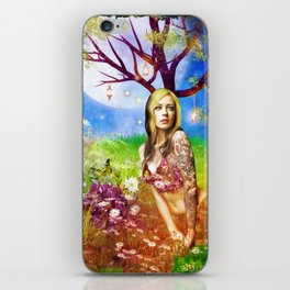 Yana Sinner iPhone Skin