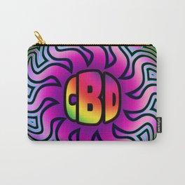CBD Oil Sunshine Carry-All Pouch