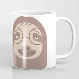 Sluggish Sloth Coffee Mug