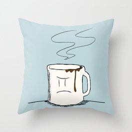 Fika Throw Pillow