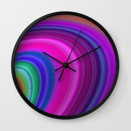 Speed Wall Clock