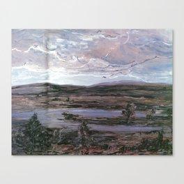 Cuilcagh Under A Renaissance Sky Canvas Print