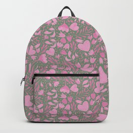 Rose meadow  Backpack