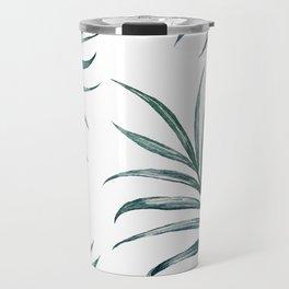 Under The Palm Tree Travel Mug