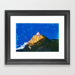 Sifnos#2 Framed Art Print