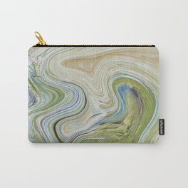 Liquid Earth Carry-All Pouch