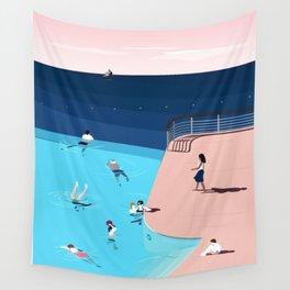 Hôtel du Cap-Eden-Roc à Antibes, la piscine Wall Tapestry