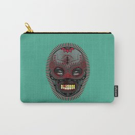 Luchadora  Carry-All Pouch