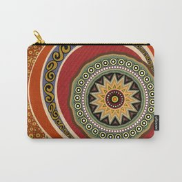 Ethnic Elegance Carry-All Pouch