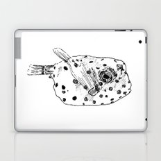 Little Puffer Laptop & iPad Skin
