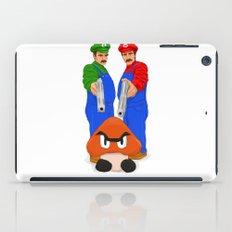 Super Bundock Bros iPad Case