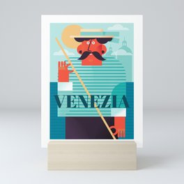 Venezia Mini Art Print