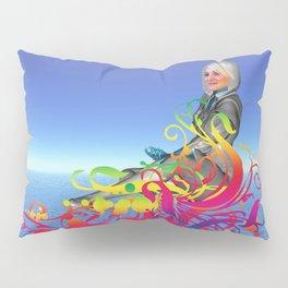 New Age Travel Pillow Sham