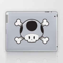 Toad Skull Laptop & iPad Skin