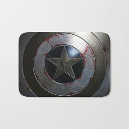 Captain Armor Shield Bath Mat