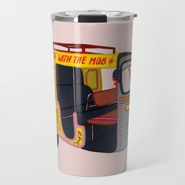 Ride with the Mob Travel Mug