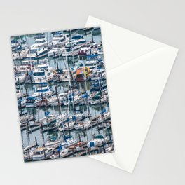 Boats Stationery Cards