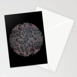 Viking pagan design #7 Stationery Cards