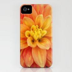 Orange Slim Case iPhone (4, 4s)
