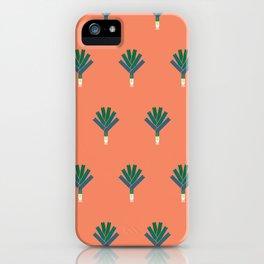 Vegetable: Leek iPhone Case