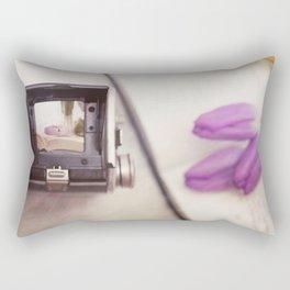 In Harmony Rectangular Pillow