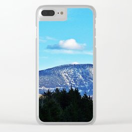 North Face Mont Albert Clear iPhone Case